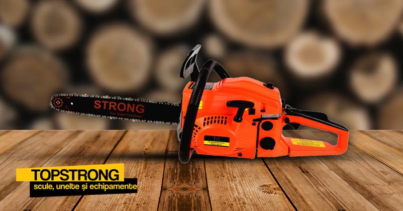TopStrong, furnizorul soluțiilor pentru echipamente profesionale pentru casa sau ateliere