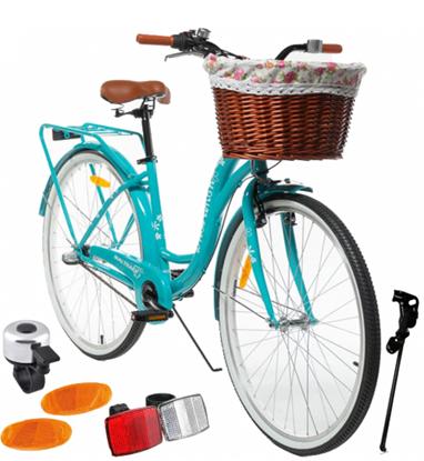 """Picture of Bicicleta 28"""" MalTrack DREAMER City Nexus albastra, 107775"""