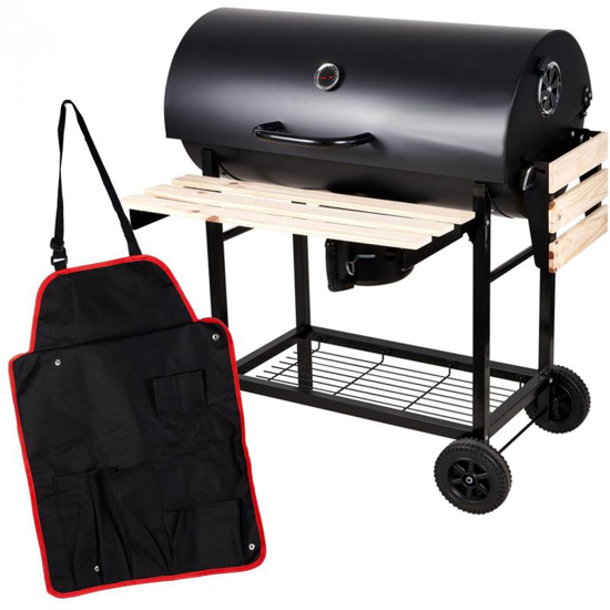 Picture of Gratar GrillMaster Round Barrel BigBend GM2020, Maltec 107044