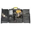 Picture of Surubelnita cu 2 acumulatori 1.5Ah/14.4V-32Nm+accesorii, Powermat PM-WA-14.4V2-SU