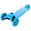 Picture of Trotineta pentru copii reglabila, cu roti luminoase, Albastru