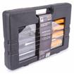 Picture of Set 12 surubelnite cu valiza pentru depozitare, Powermat PM-WK-12T