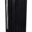 Picture of Ventilator turn Black Tower-120, Powermat PM0626