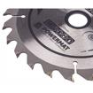 Picture of Disc Widia pentru lemn 160x20mm cu 24 dinti TDD, Powermat