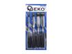 Picture of Set de 4 dalte pentru lemn 6-24mm, Geko G40070