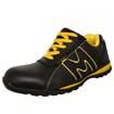 Picture of Pantofi sport de protectie Artmas cu bombeu metalic, marimea 38, culoare negru-galben