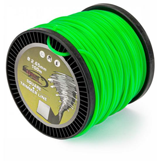 Picture of Fir trimmer cu forma patrata 2.65x100m, Powermat
