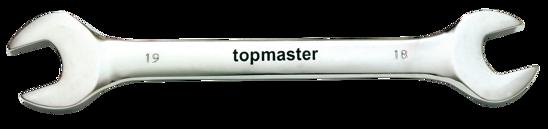Picture of Cheie fixa 14х15mm CR-V, Topmaster 230105